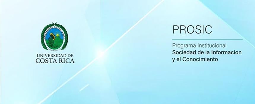 Hoy presentan el informe ''Hacia la Sociedad de la Información y el Conocimiento 2019'' (Prosic-UCR)