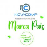 Novacomp obtuvo Marca País Esencial Costa Rica