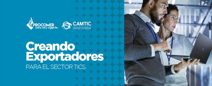 """Abierta inscripción al programa """"Creando Exportadores TICS 2020"""""""