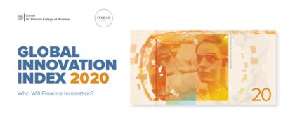 Índice Mundial de Innovación 2020: impacto previsto de la pandemia de COVID-19 en la innovación mundial