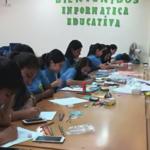 Chicas de Hojancha se capacitan en el Segundo Campamento Tecnológico en Costa Rica