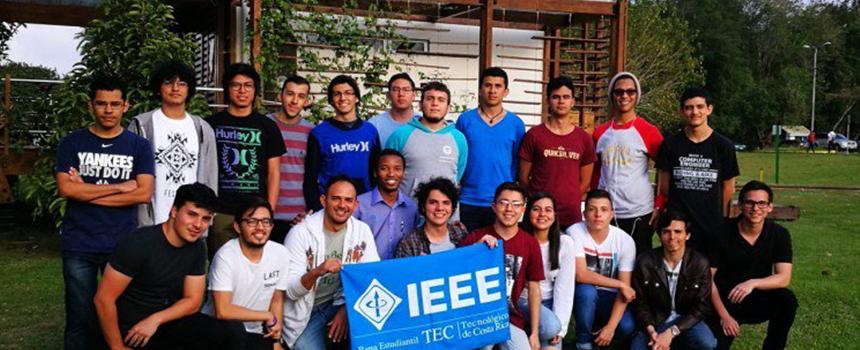 Capítulo Estudiantil IEEE Computer Society del TEC, galardonado como el mejor del mundo