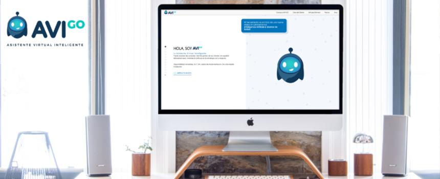 Cognitiva lanza AVI GO, el asistente virtual inteligente para las pymes