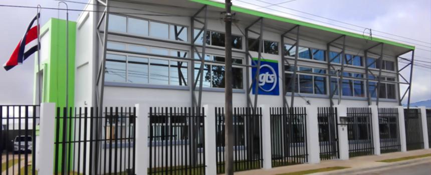 Empresa nacional GTS estrenó instalaciones de arquitectura sostenible