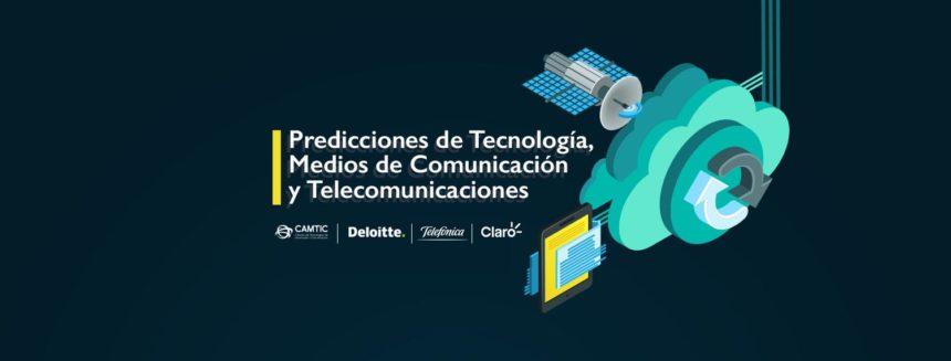 Predicciones de Tecnología, Medios de Comunicación y Telecomunicaciones