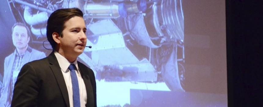 Costarricense elegido entre Jóvenes Líderes del Espacio por Federación Internacional de Astronáutica